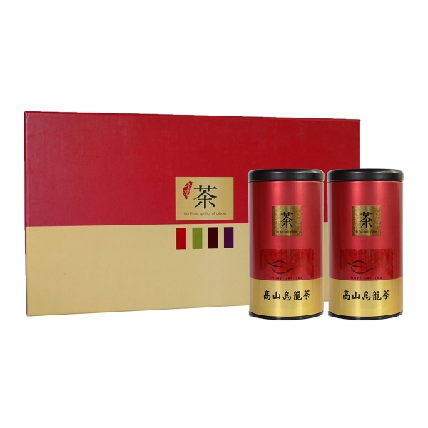 高山烏龍茶禮盒