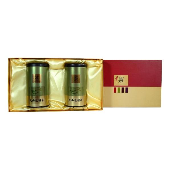 文山包種茶禮盒